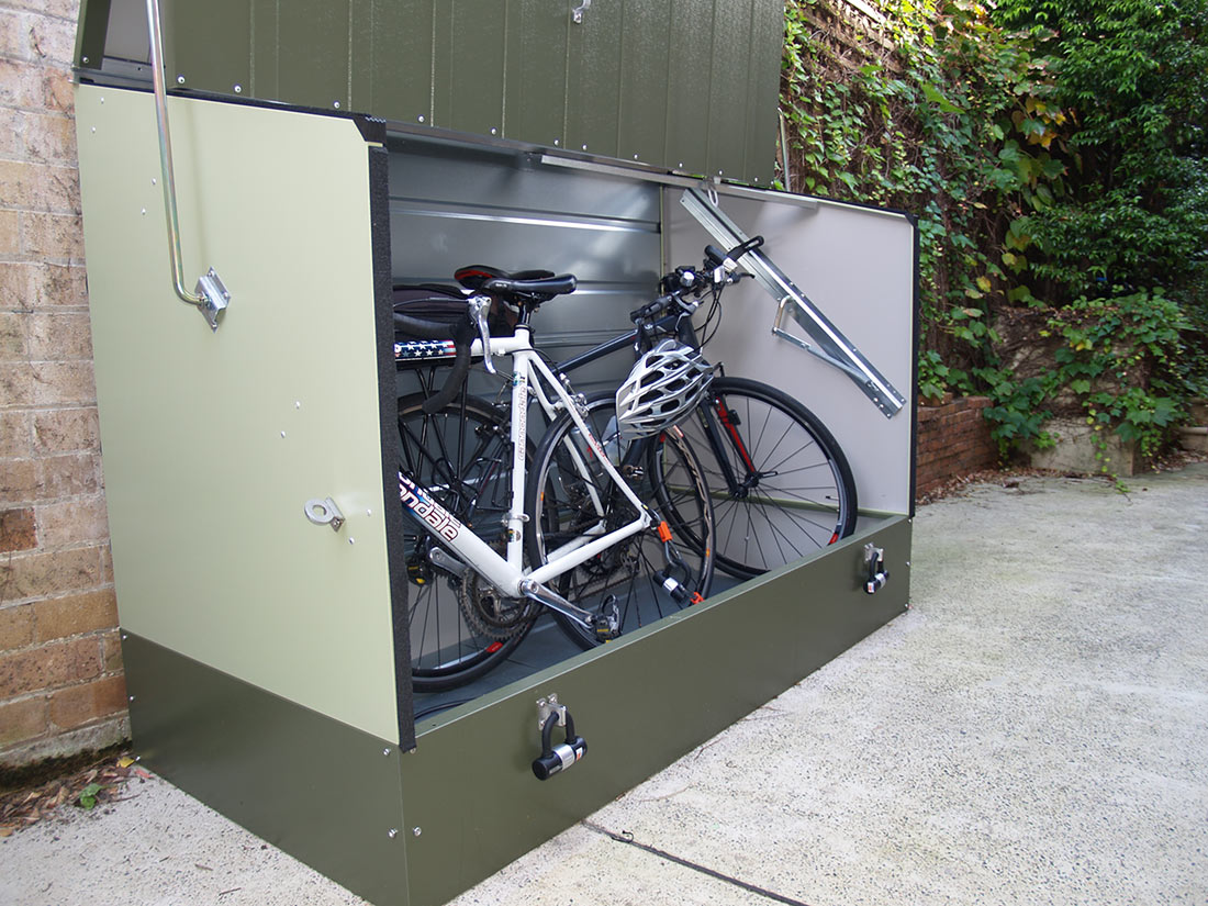 The Bike Box Space Commander Storage Specialists